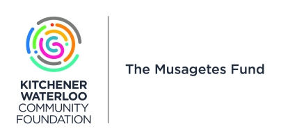 KWCF and Musagetes Logo