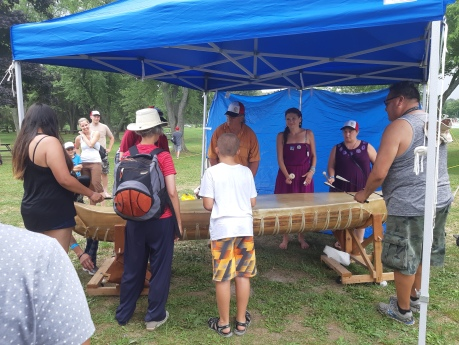 Canoe Day 2018: The Healing of the Seven Generations
